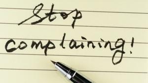 stopcomplaining