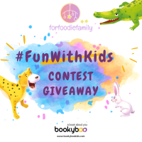 #FunWithKids #BookyBooKids